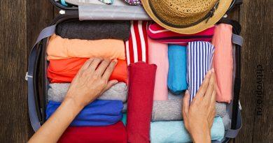 Как правильно собрать чемодан в отпуск