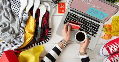 Покупка стильной одежды через интернет