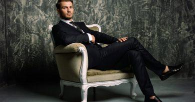 Кресло - любимая мебель мужчин