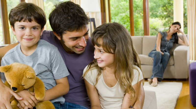Как найти общий язык с детьми супруга от прошлого брака