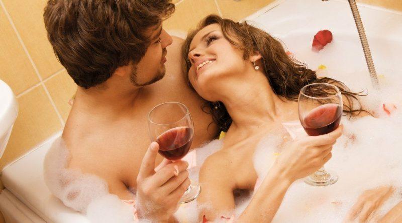 Жесткий секс ванной зрелая валентина