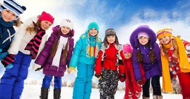 новогодние каникулы школьника