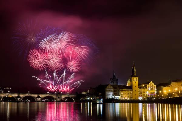 5 стран для встречи Нового года