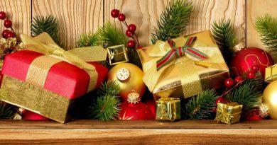 Идеи новогодних подарков для всей семьи