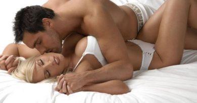 Первый секс после длительного романа