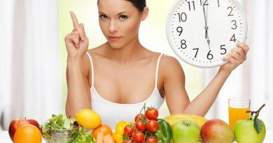 Привычки здорового питания