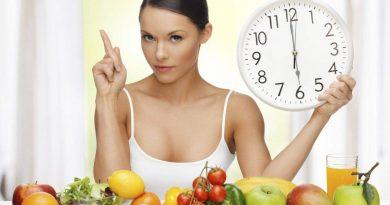 питание против старения