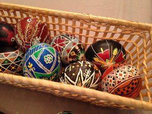 Пасха. История пасхальных яиц