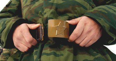 как вести себя в армии