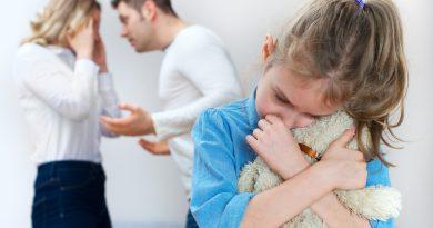 развод родителей и его влияние на психику ребенка