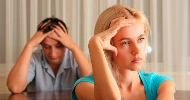 Влияние развода на психическую жизнь