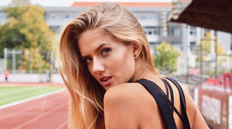 Алиса Шмидт: как выглядит самая красивая спортсменка мира