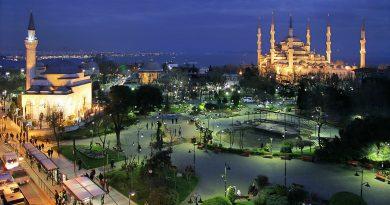 Чарующий Стамбул: 12 вещей, которые нужно сделать в вечном городе