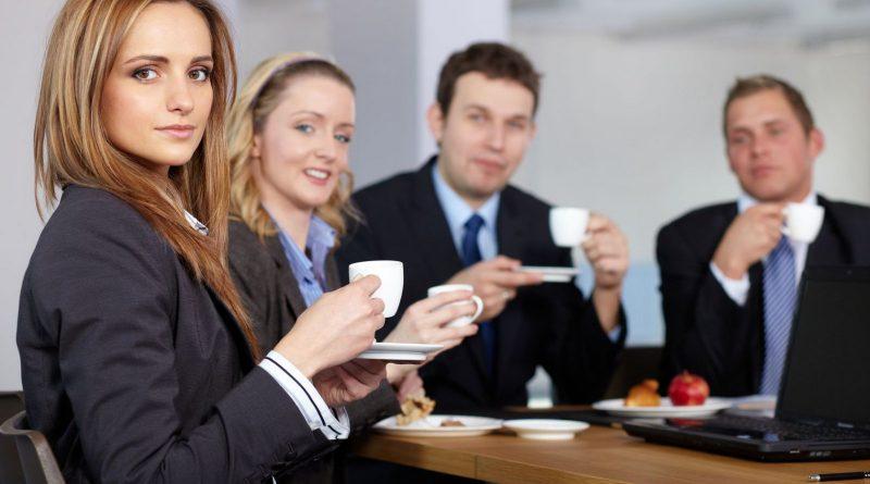 Правила офисного чаепития