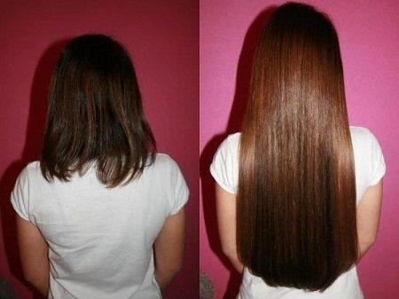 Наращивание волос накороткой стрижке